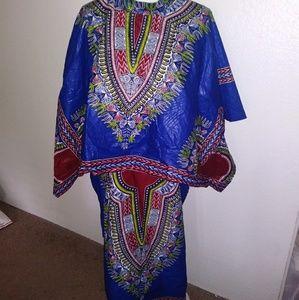 Dresses & Skirts - African pencil dress